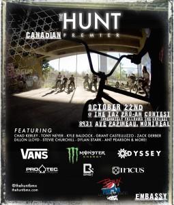 The Hunt Premiere Taz