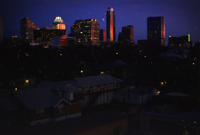 14 Austin Skyline