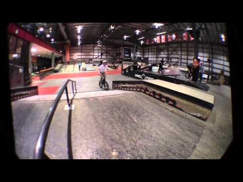5 Clips with Justin Hughes – 514 bmx