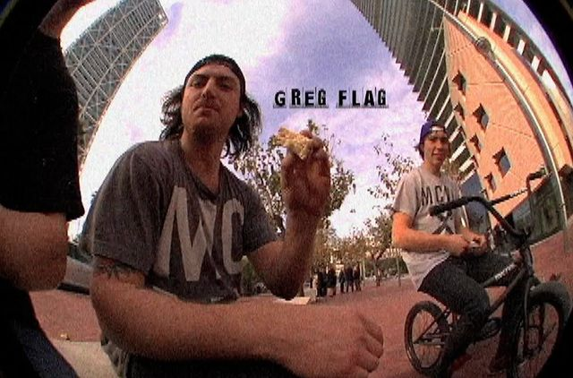 Greg Flag – Embajada En Barcelona Remix edit