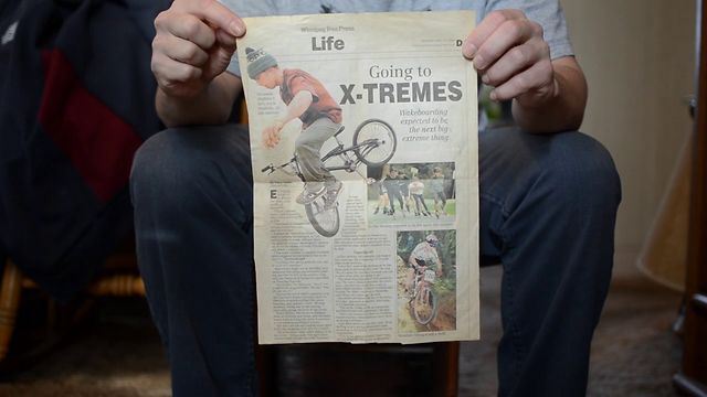 Going to X-tremes: The Billy Borys Documentary