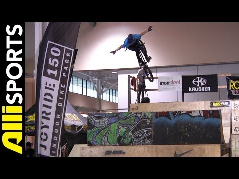2013 Toronto BMX Jam Highlights