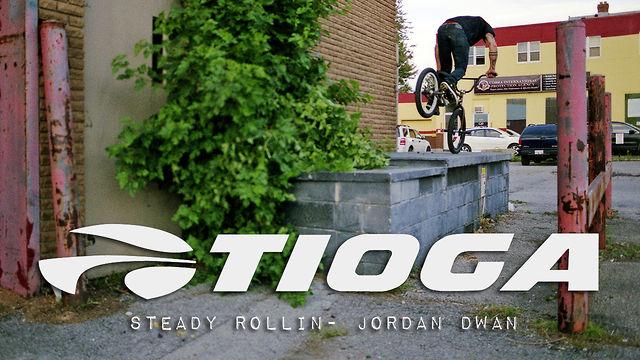 Jordan Dwan Steady Rollin'