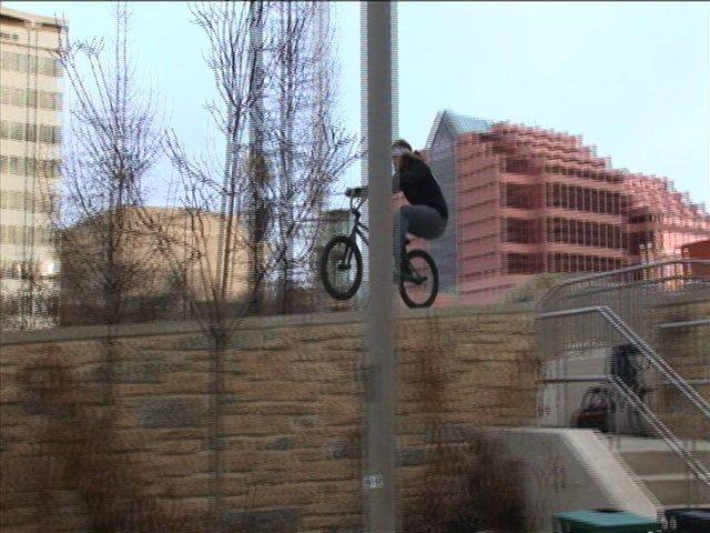 Cory Clarke in Edmonton