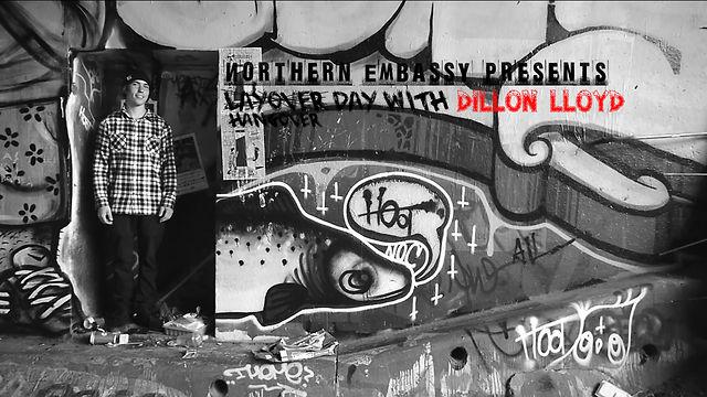 Dillon Lloyd's Layover/Hangover Day