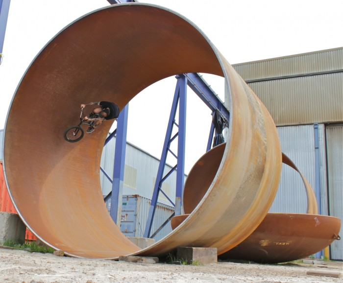JJ Full Pipe 2 700x578 Long Weekend Pic   Jared Chilko