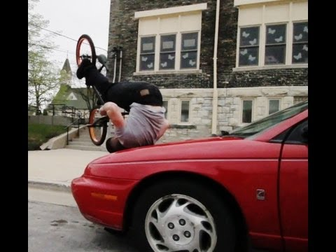 Drew Bezanson Jumps Over Joyride 150