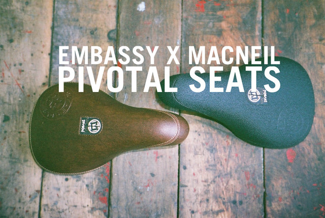 Northern Embassy X MacNeil Pivotal Seats Out Now