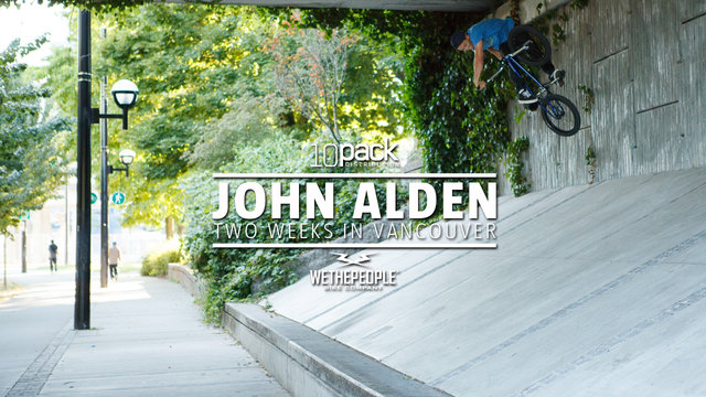 John Alden in Vancouver