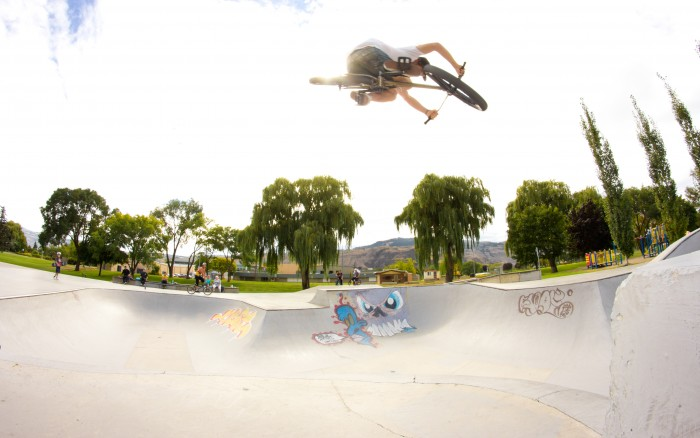 Andrew Schubert - Boostin in Kamloops