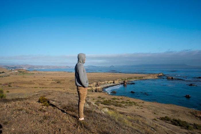 standing-ashore