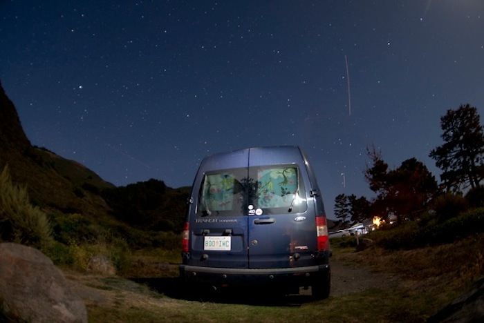 van at night-web