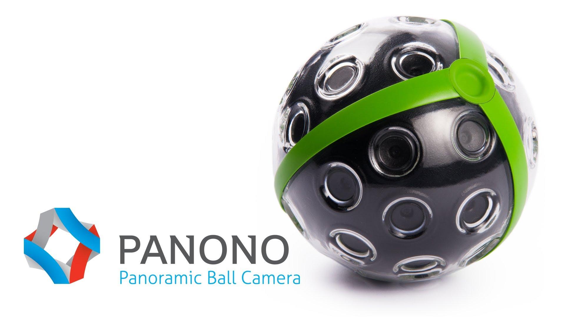 Panono throwable panoramic ball camera