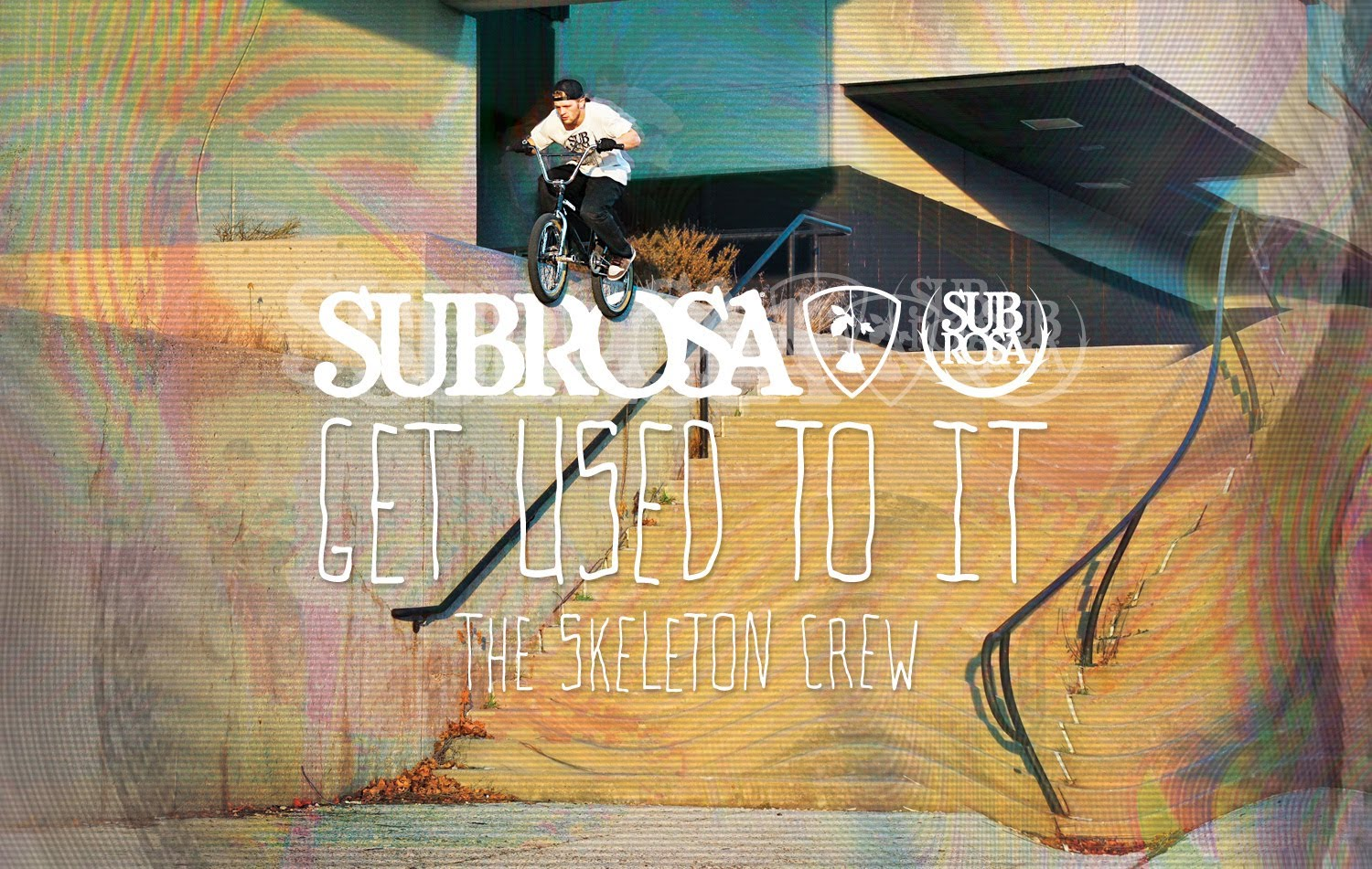 """Greg D'Amico in The Skeleton Crew – Subrosa """"GUTI"""" Section"""