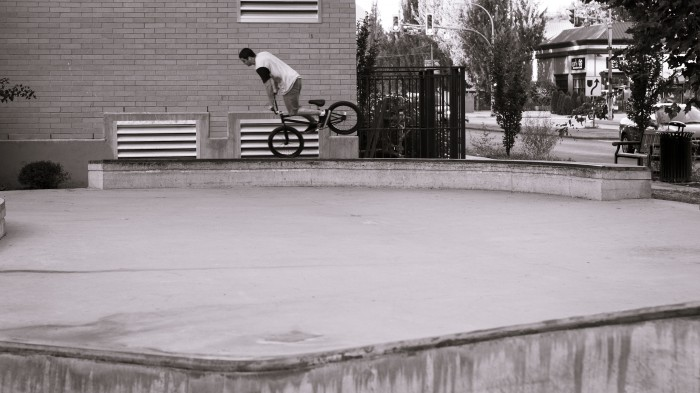 Brandon VanDulken nose 180 by Zach Rampen