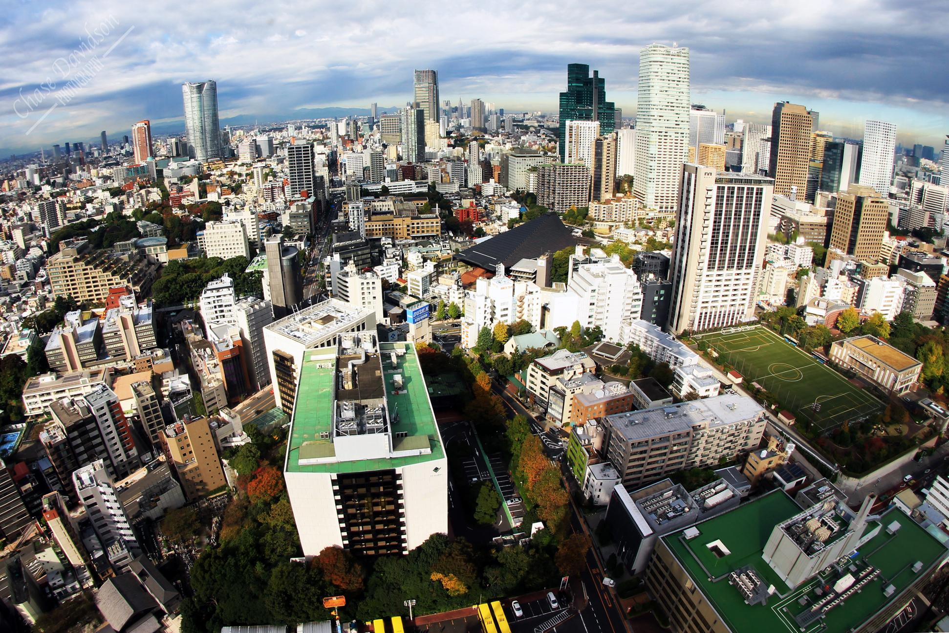 Tokyo Skyline 2 CDP