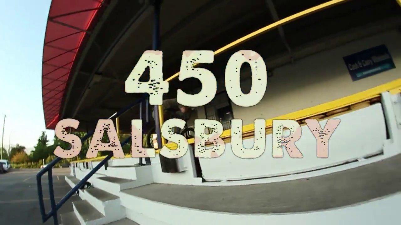 450 Salsbury: Buzzer #2
