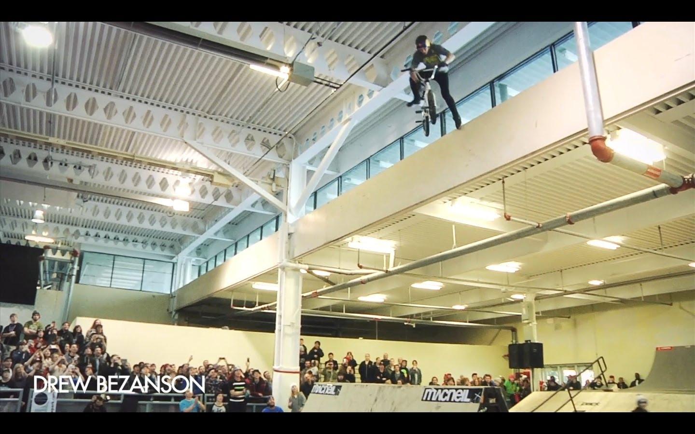 2014 Toronto BMX Jam Highlights
