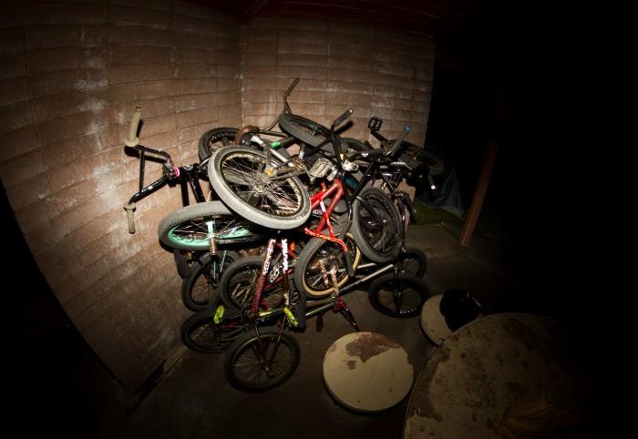 lepage bike pile