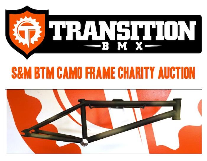 BTM frame header