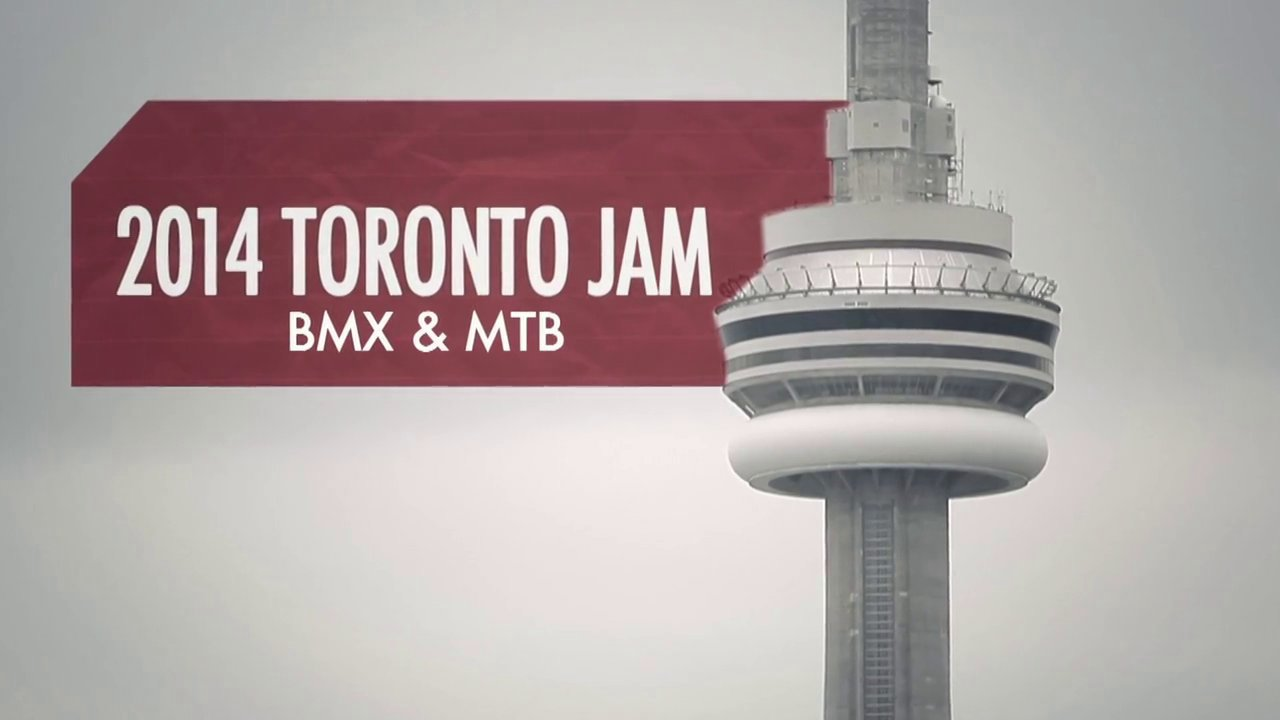 2014 Toronto BMX Jam – Registration Open