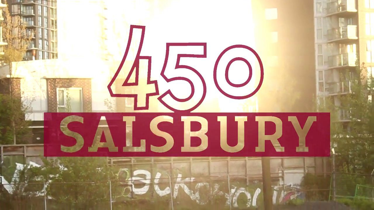 450 Salsbury House by Chilling Spree
