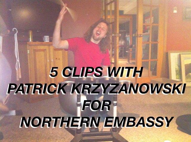 5 Clips With Patrick Krzyzanowski