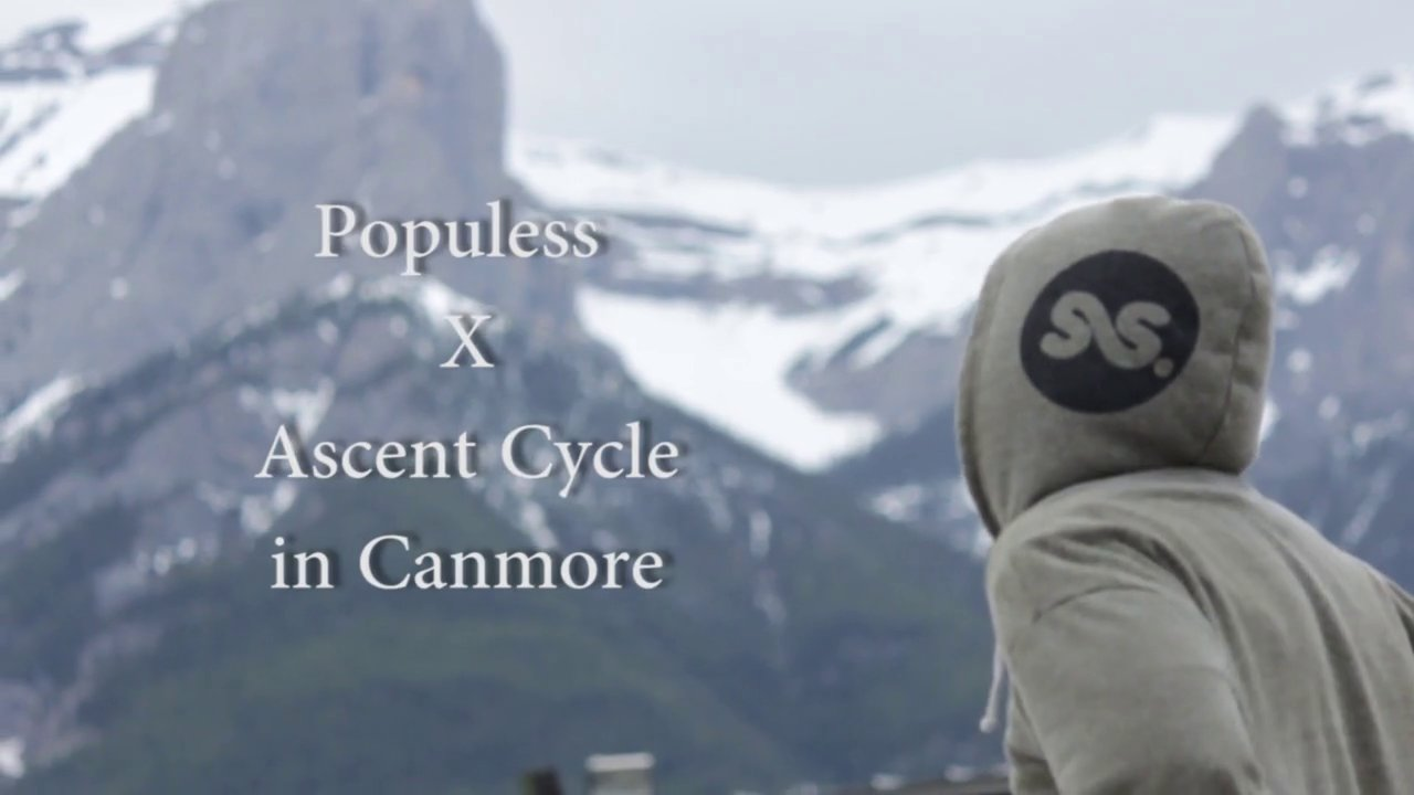 A Day in Canmore