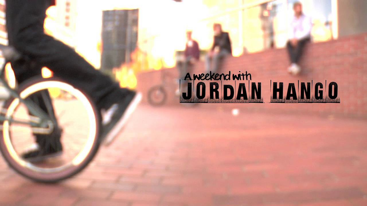 A Weekend with Jordan Hango