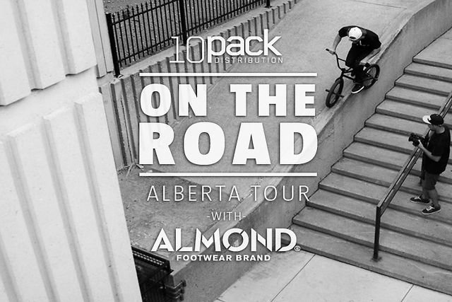 Almond/Ten Pack in Alberta