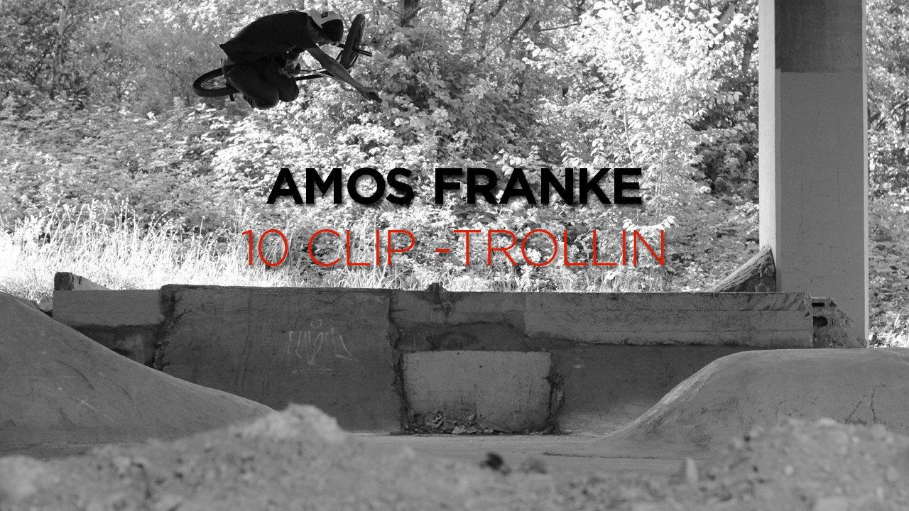 Amos Franke 10 Troll Clips – Under A Bridge