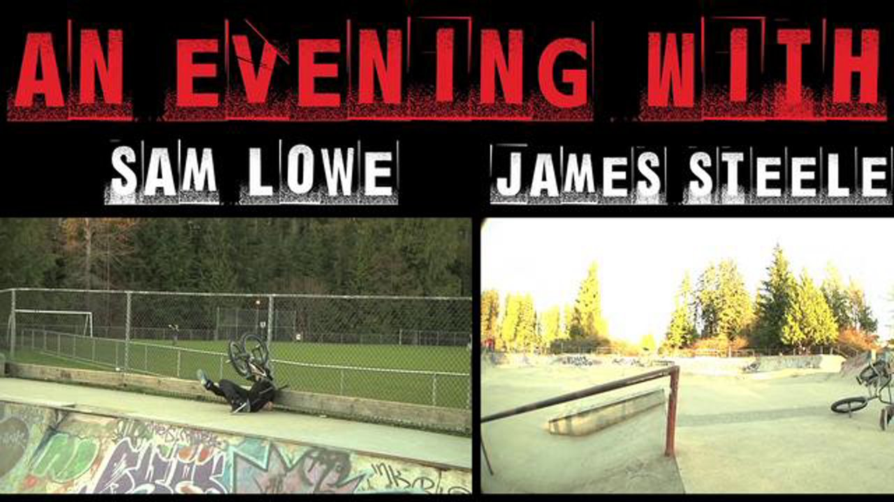 An Evening with Sam Lowe and James Steele