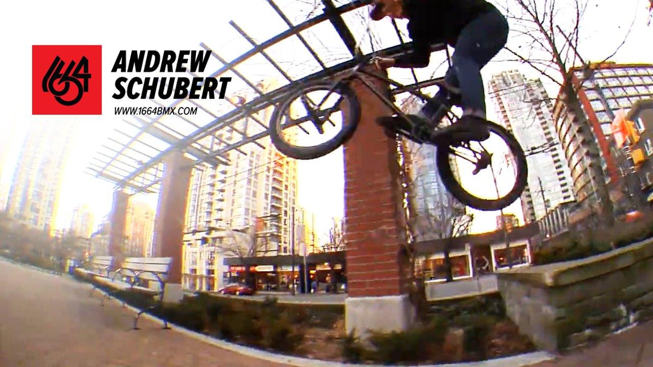 Andrew Schubert – 1664 BMX 2014