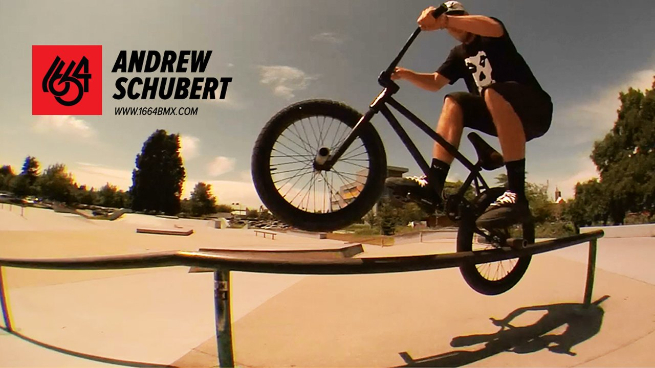 Andrew Schubert – Day At the Park edit