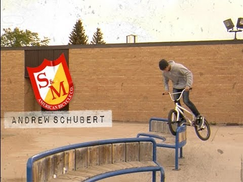 Andrew Schubert – Welcome to S&M