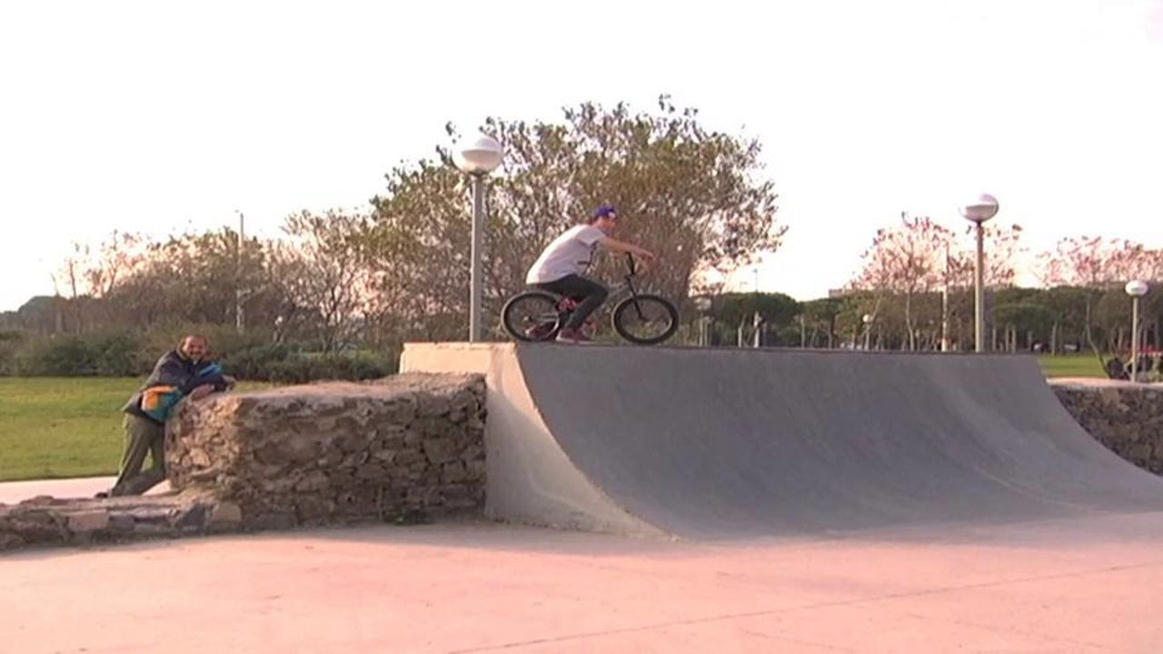 Barcelona Demo with Dillon Lloyd