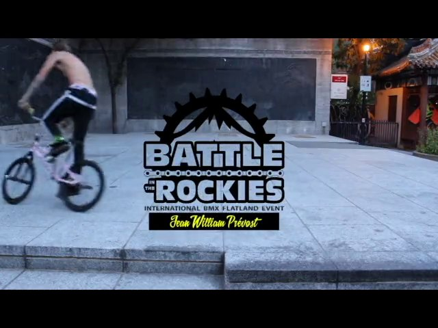 Battle In The Rockies: J-W Prevost and Cory Fester