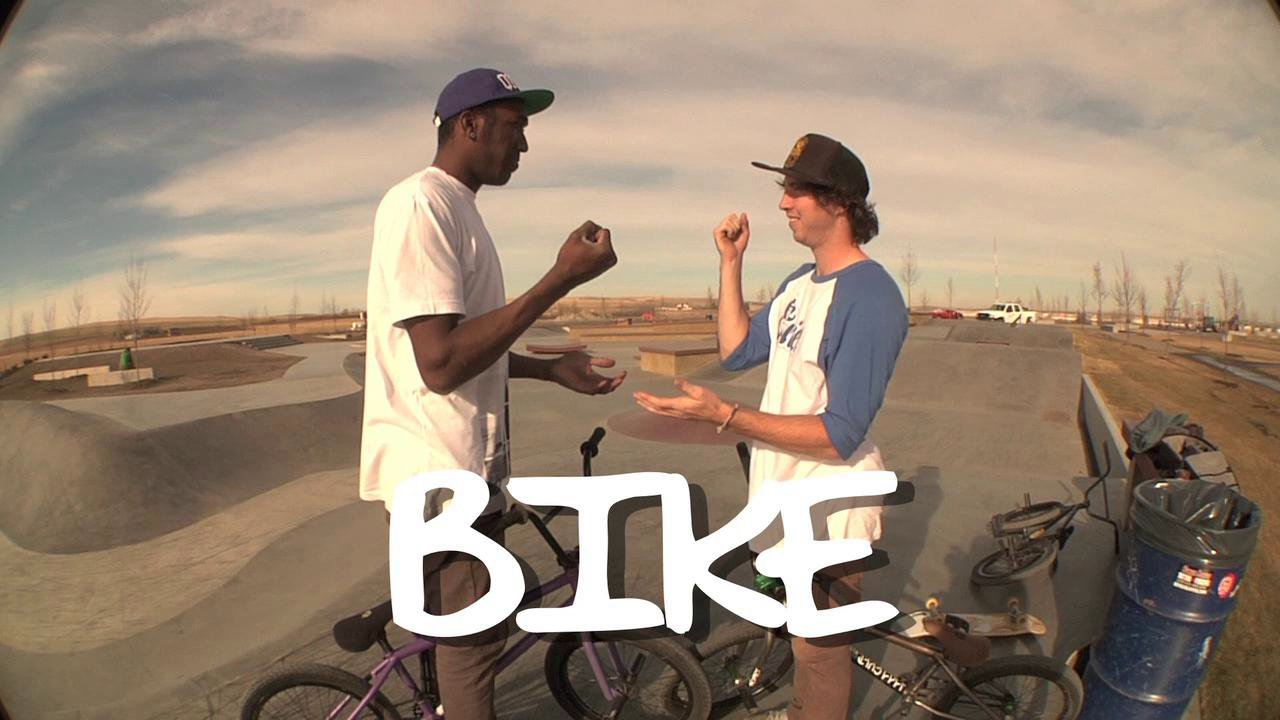 BIKE Luke vs Jaumell