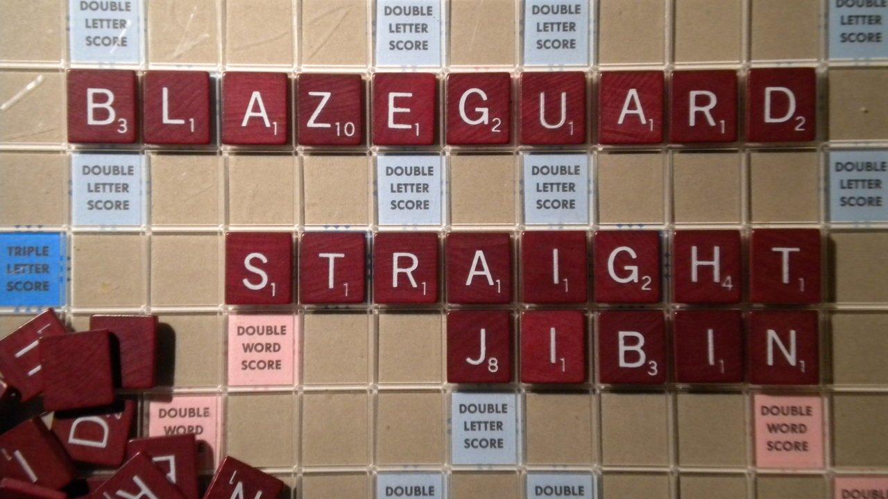 Blazeguard – Straight Jibbin