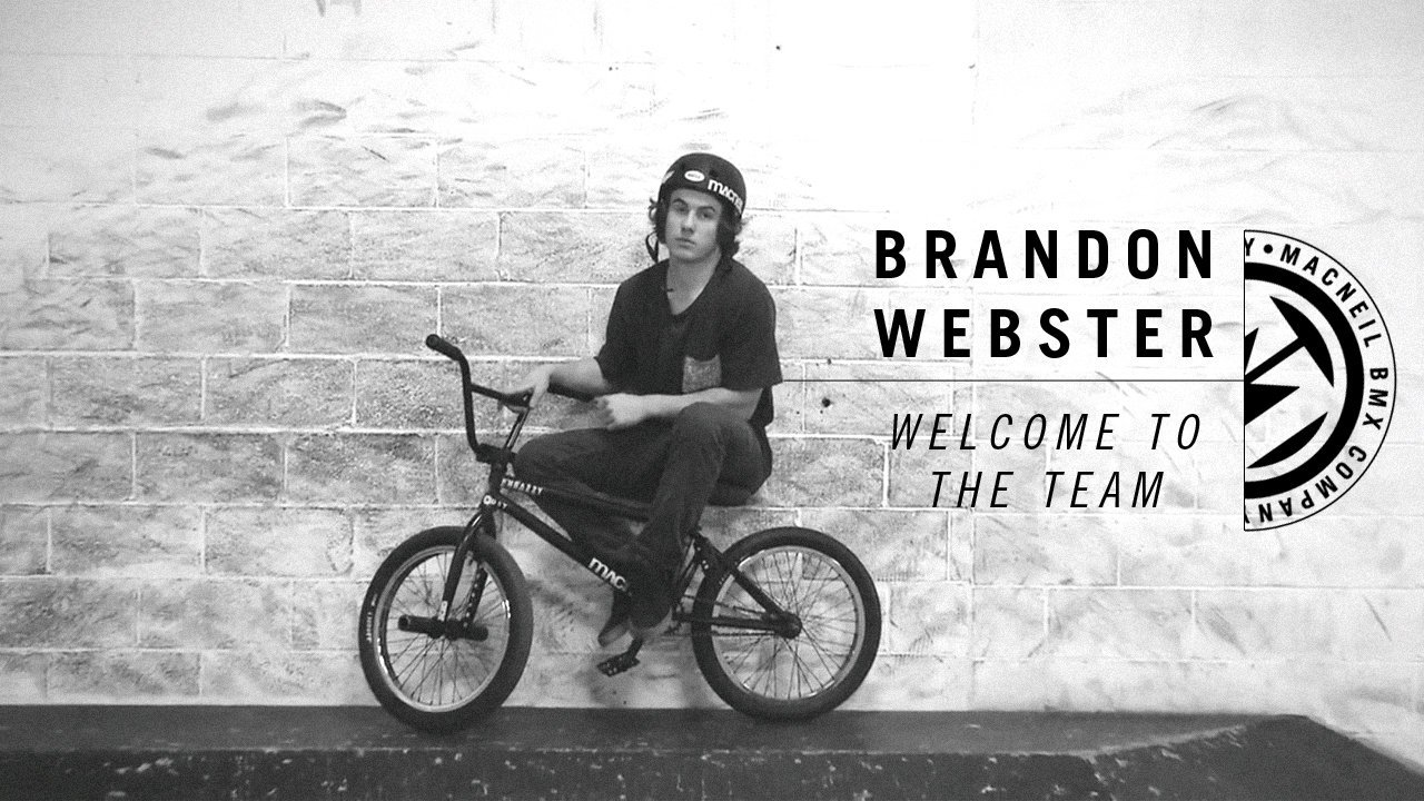 Brandon Webster – Welcome to MacNeil