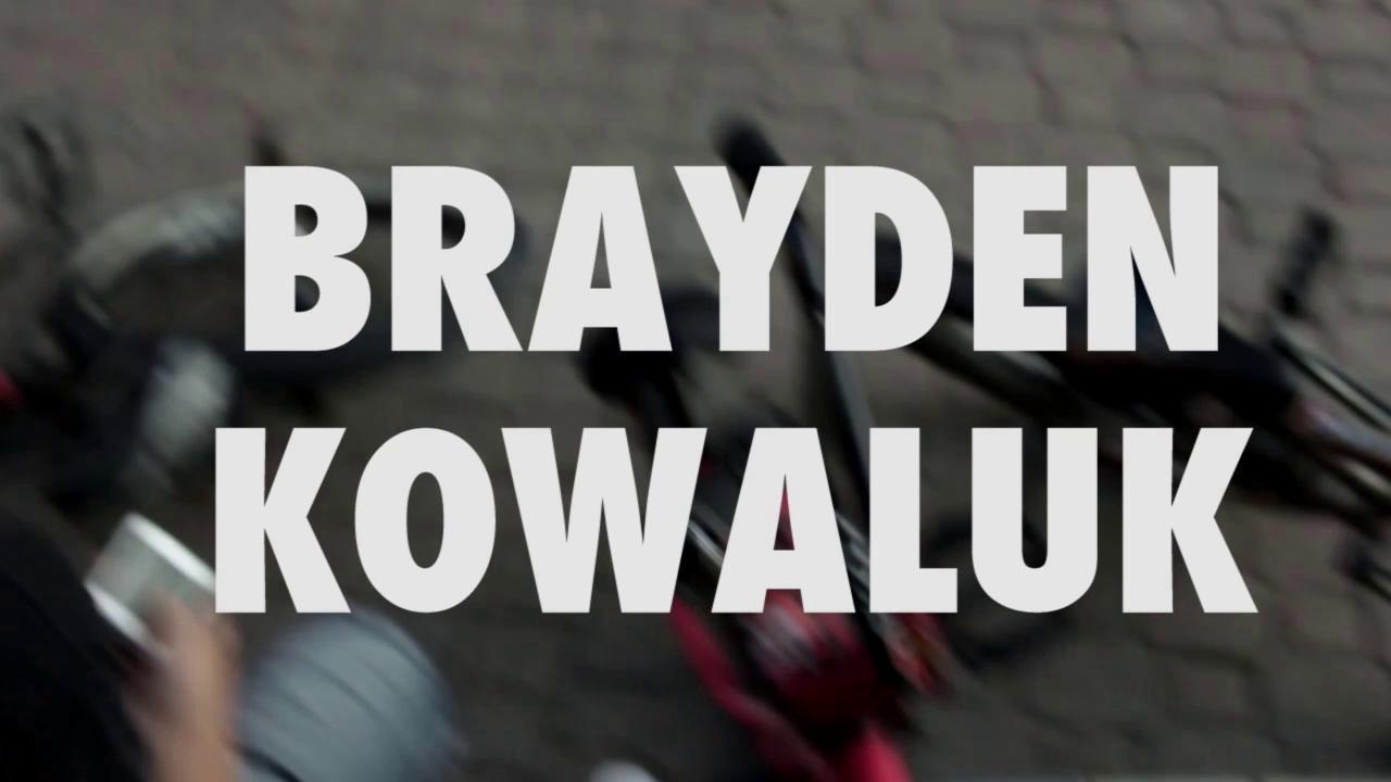 Brayden Kowaluk by Repset