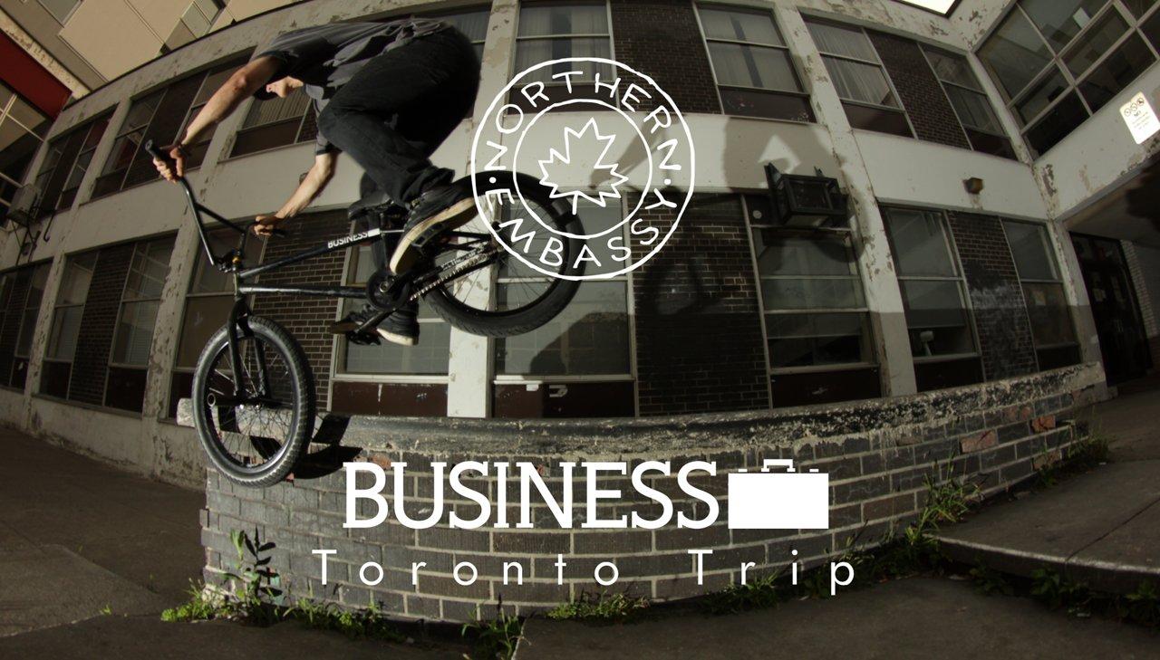 Business X NE Toronto Trip