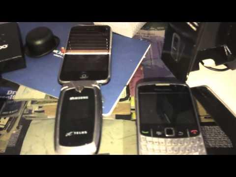 Butler's Iphone Video