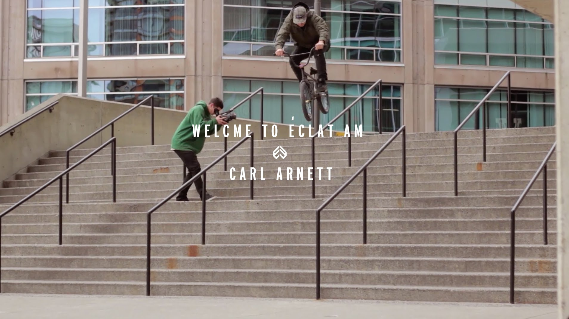 Carl Arnett – Welcome to Eclat