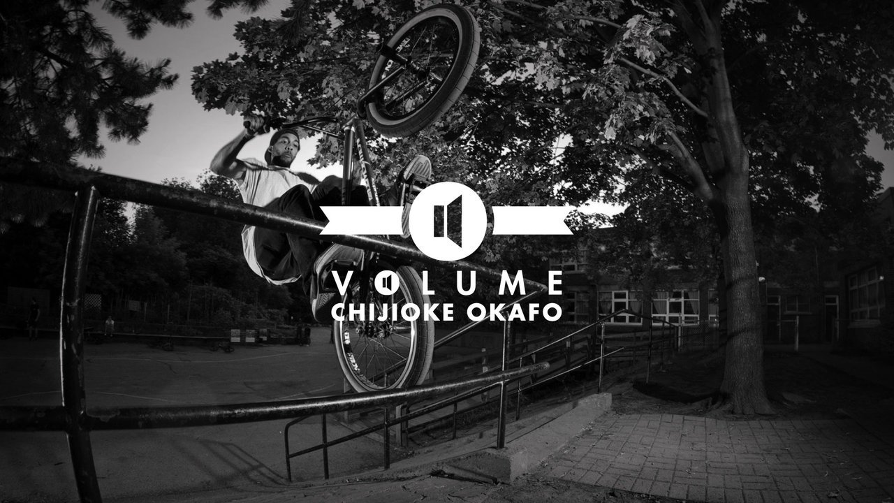 Chijioke Okafo Volume Edit