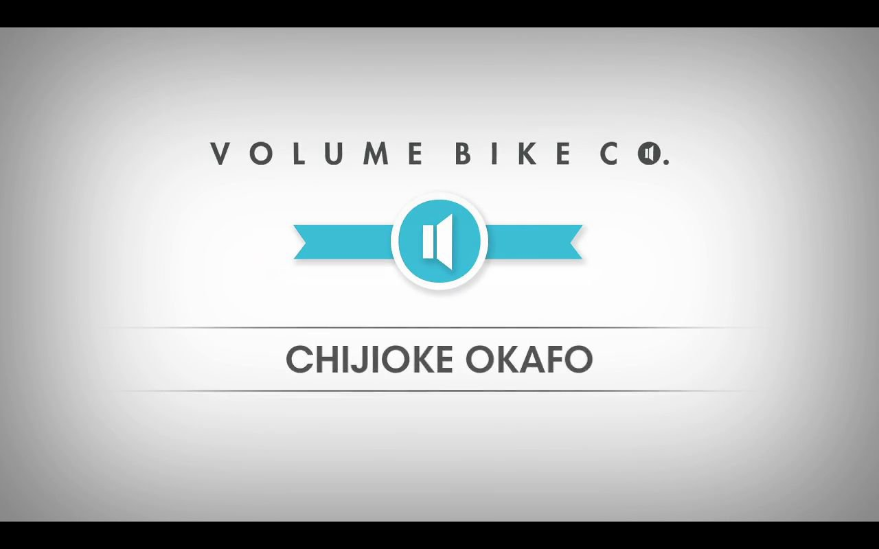 Chijioke Okafo Volume Video