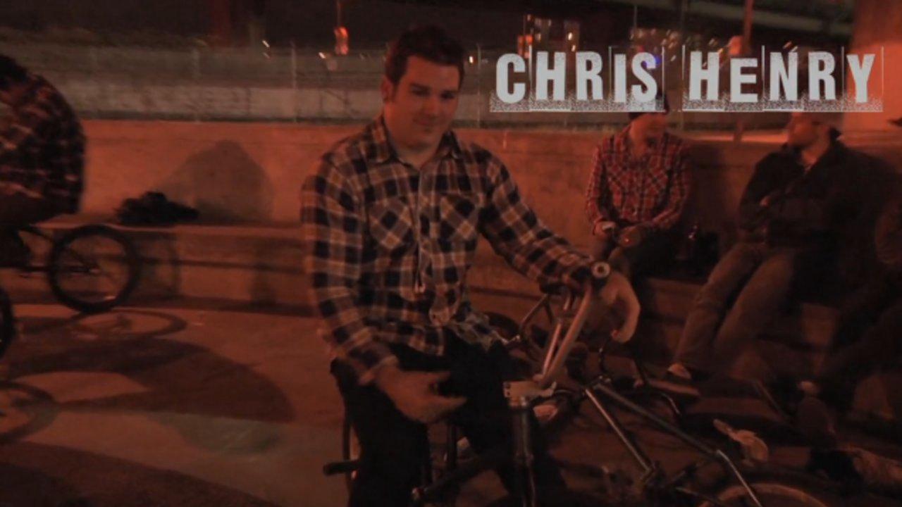 Chris Henry Edit