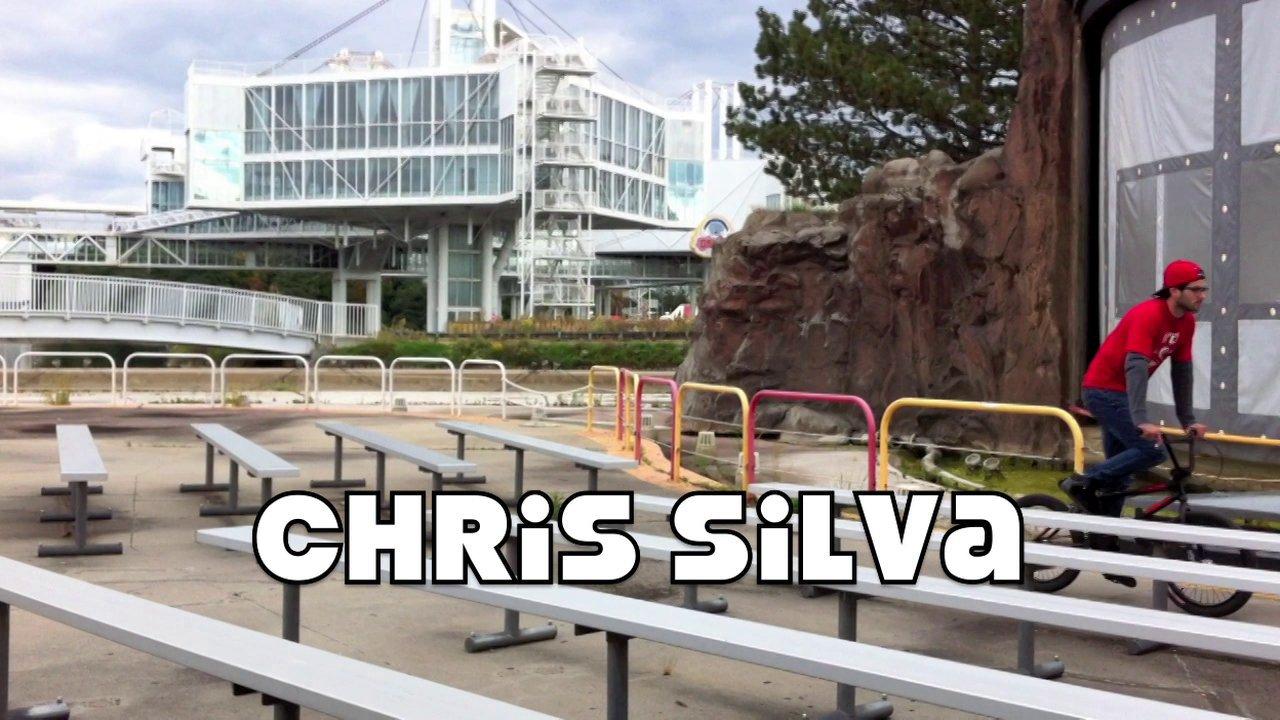 Chris Silva 5 Clip Edit