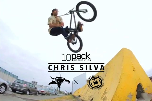 Chris Silva by Peter Almeida