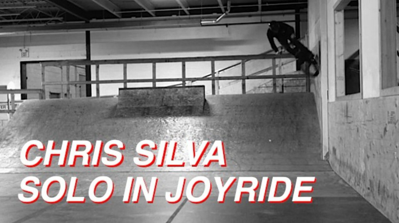 Chris Silva – Solo in Joyride